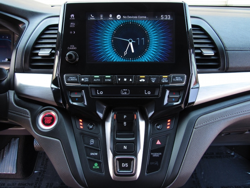 Honda Odyssey 2020 price $41,995