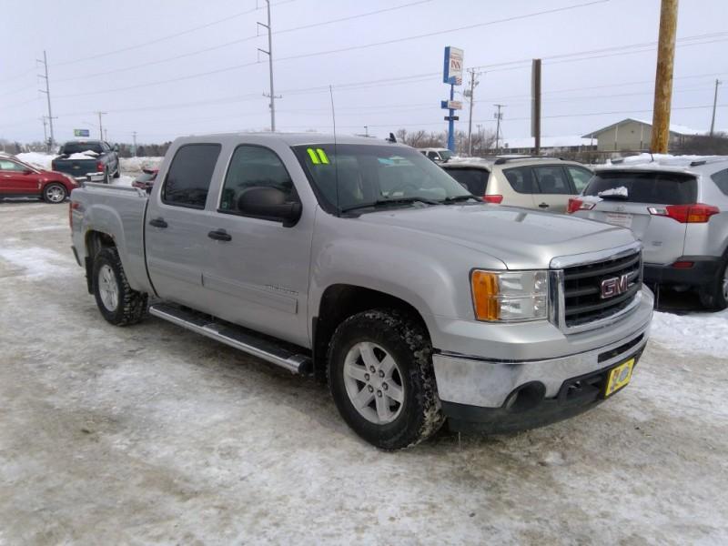 GMC SIERRA 2011 price $9,999