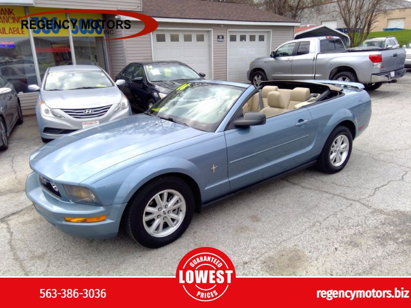 FORD MUSTANG 2006 price $7,999