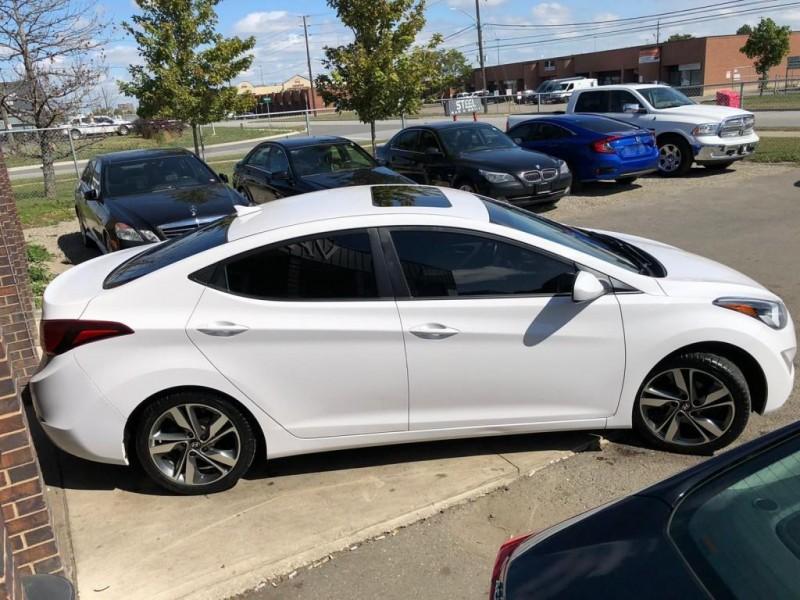 Hyundai Elantra 2016 price $9,950