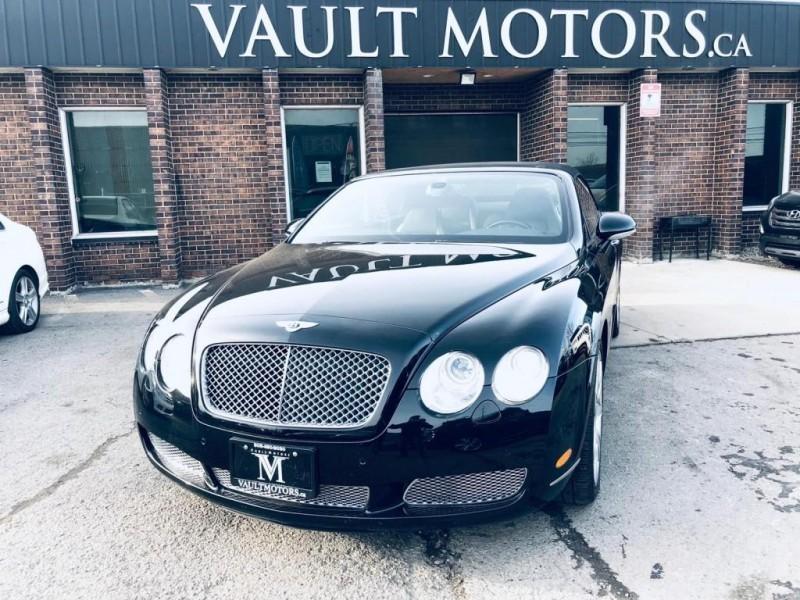 Bentley Continental 2008 price $69,900