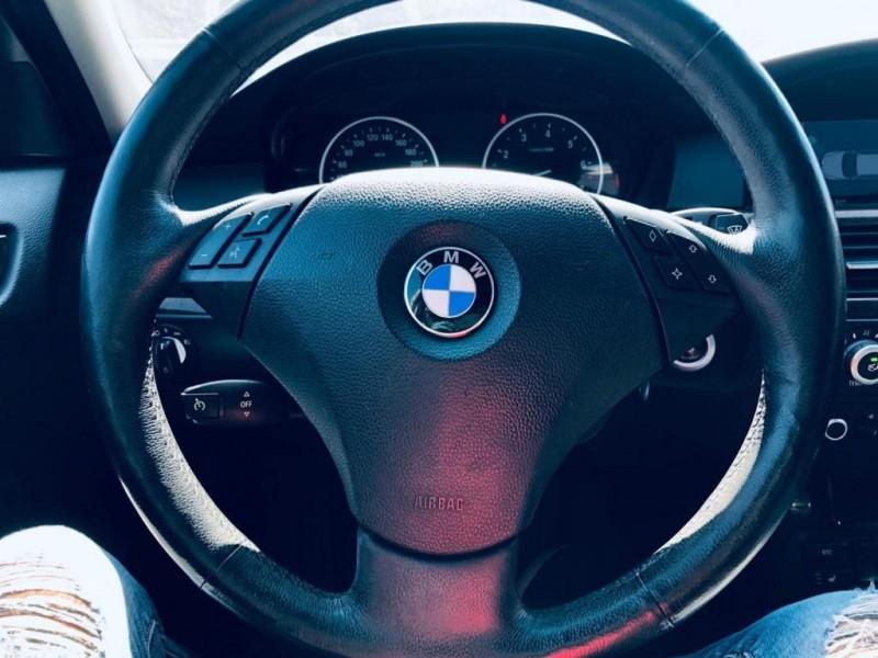 BMW 5 Series 2009 price $8,250
