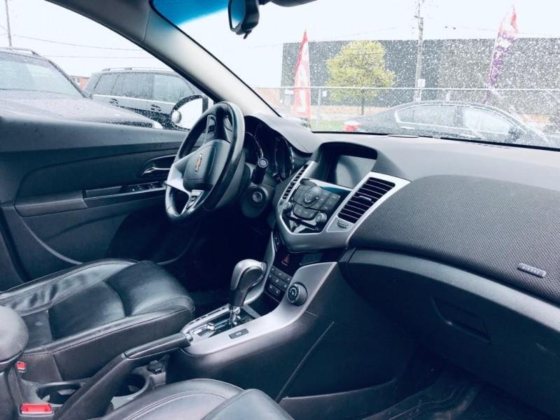 Chevrolet Cruze 2014 price $7,450