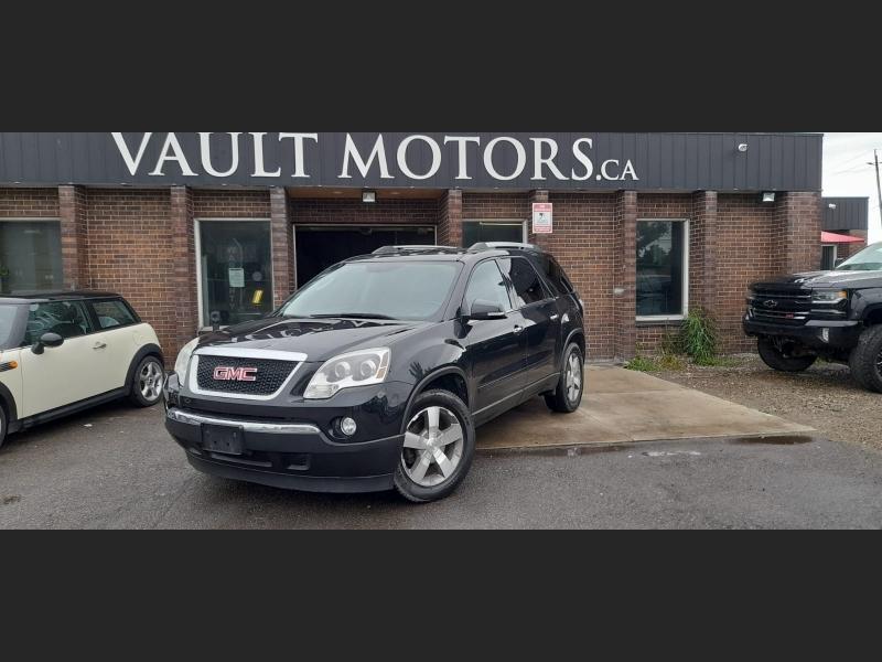 GMC Acadia 2010 price $7,950