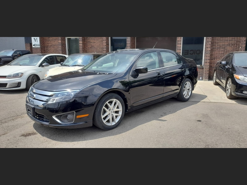 Ford Fusion 2012 price $8,499