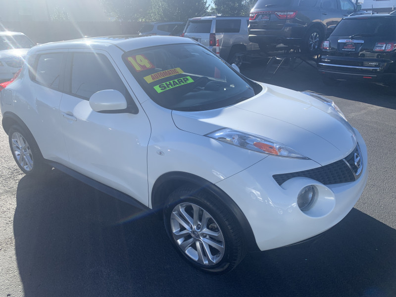 Nissan JUKE 2014 price CALL FOR PRICE