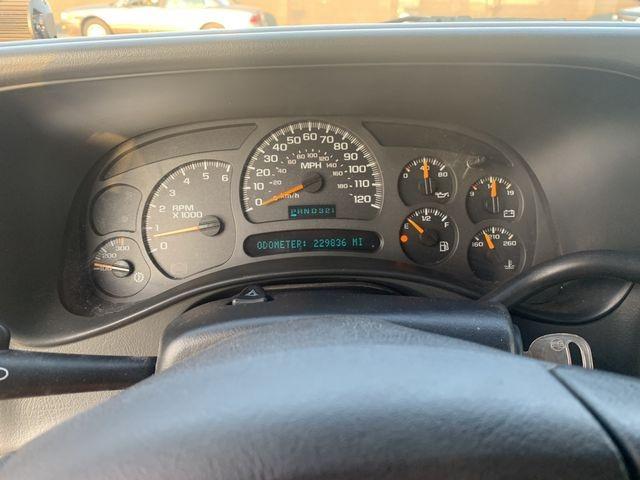 Chevrolet Silverado 1500 HD Crew Cab 2003 price $10,995