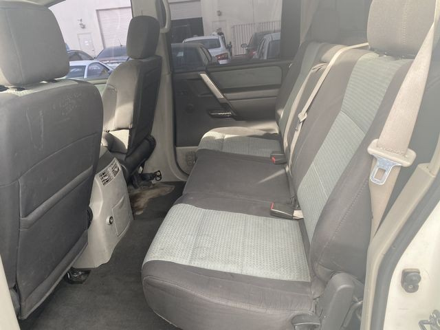 Nissan Titan Crew Cab 2004 price $10,895