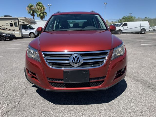 Volkswagen Tiguan 2009 price $10,895