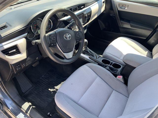 Toyota Corolla 2015 price $15,995