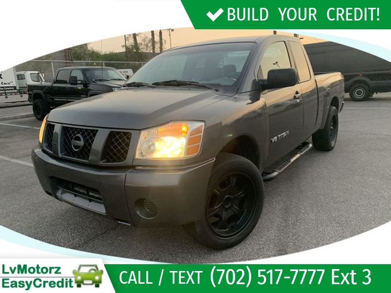 Nissan Titan King Cab 2005 price $9,895