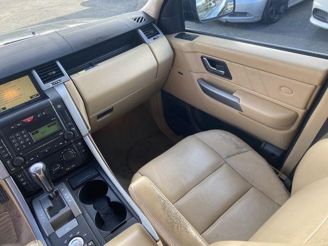 Land Rover Range Rover Sport 2008 price $12,999