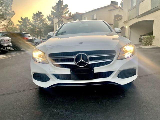 Mercedes-Benz C-Class 2016 price $31,995