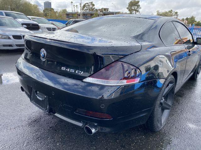 BMW 6 Series 2005 price $7,999