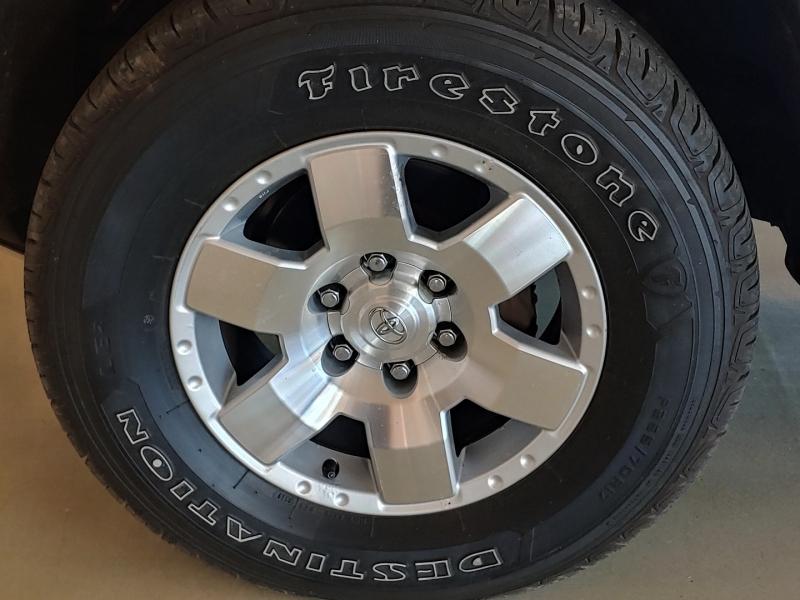 Toyota FJ Cruiser 2007 price SOLD