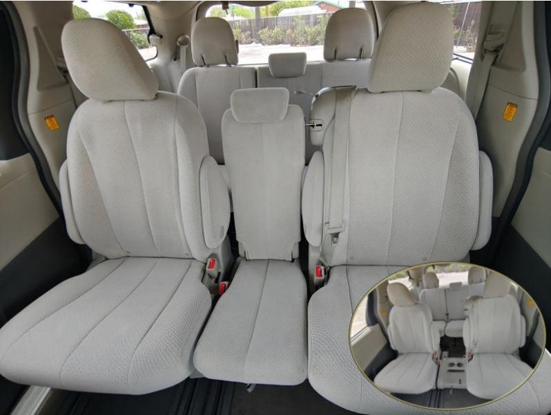 Toyota Sienna 2012 price SOLD