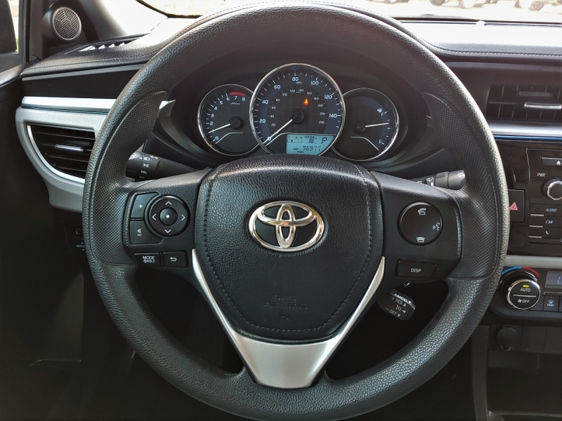 Toyota Corolla 2014 price SOLD