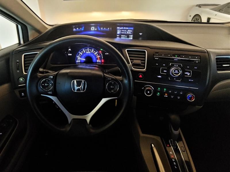Honda Civic Sedan 2015 price $13,589