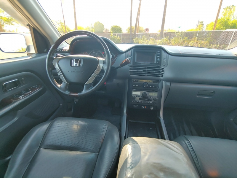 Honda Pilot 2005 price $0