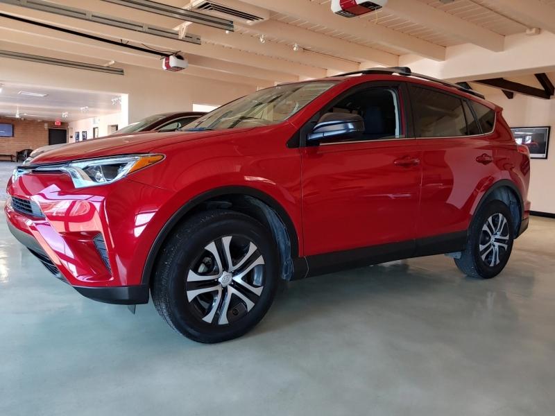 Toyota RAV4 2016 price $18,799