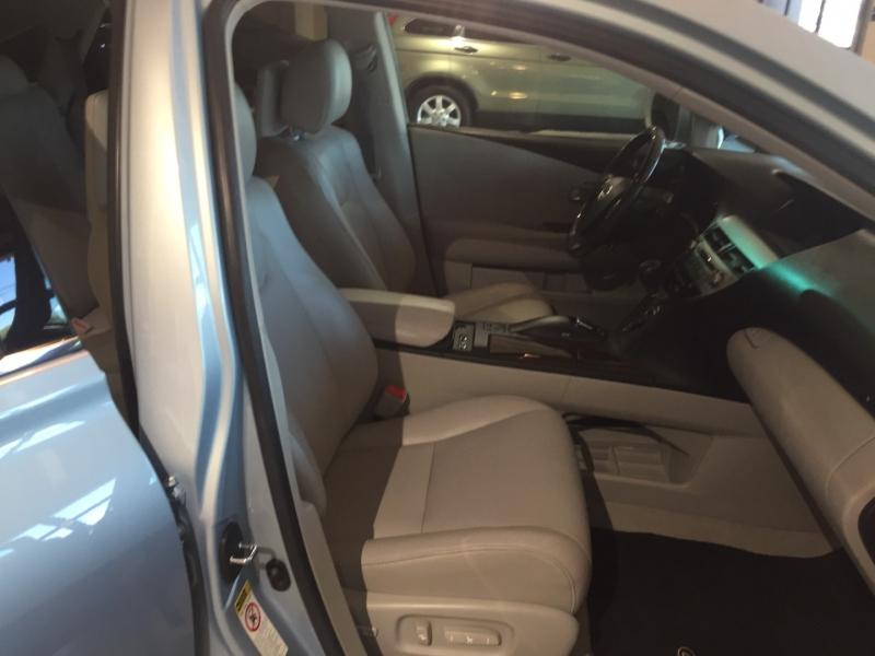 Lexus RX 350 2010 price SOLD