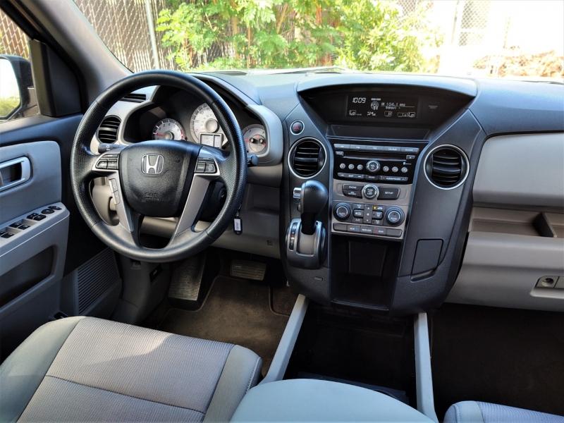 Honda Pilot 2012 price SOLD