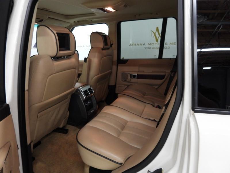 Land Rover Range Rover 2010 price $17,995
