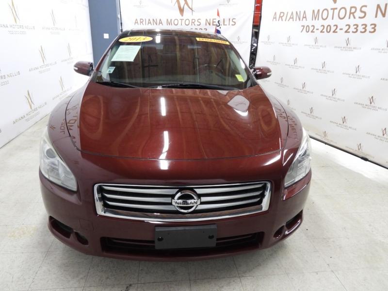 Nissan Maxima 2013 price $14,995