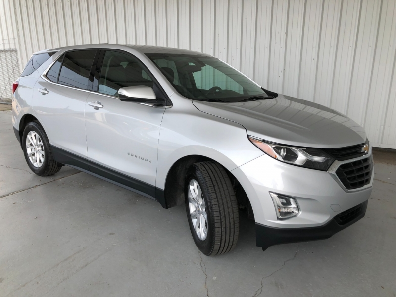Chevrolet Equinox 2018 price $18,996
