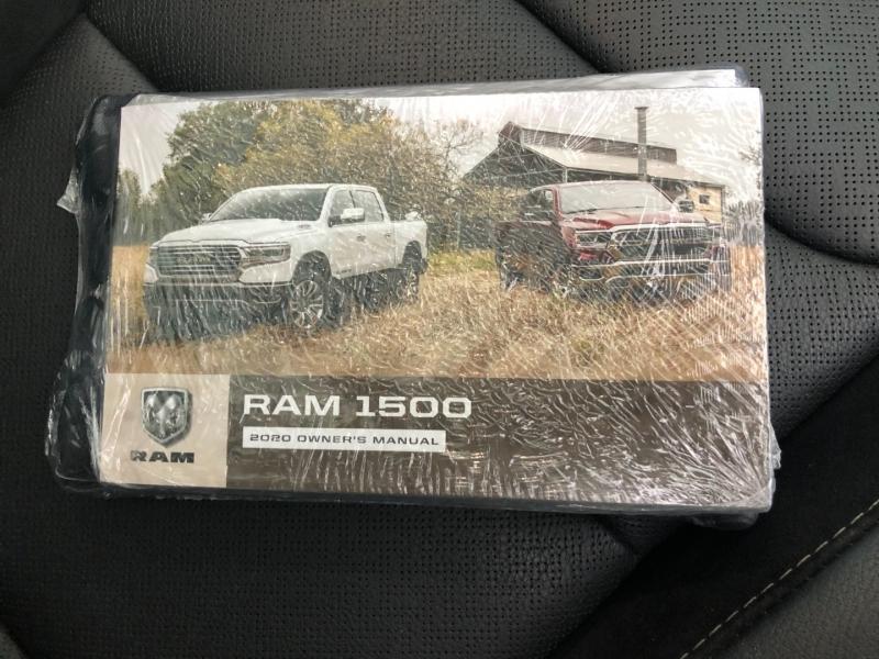 RAM 1500 2020 price $48,956