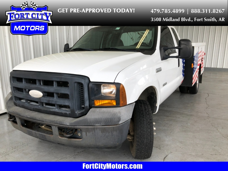 Ford Super Duty F-350 DRW 2006 price $12,995