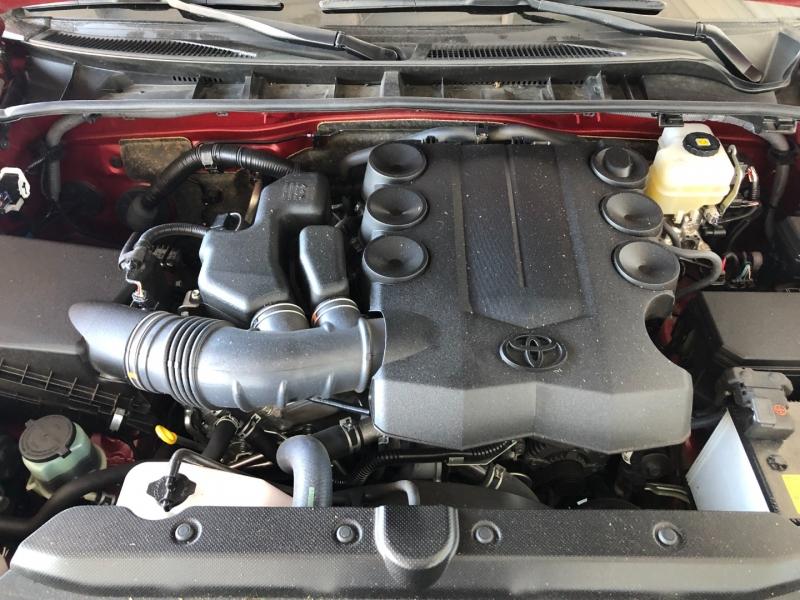 Toyota 4Runner 2020 price $44,995