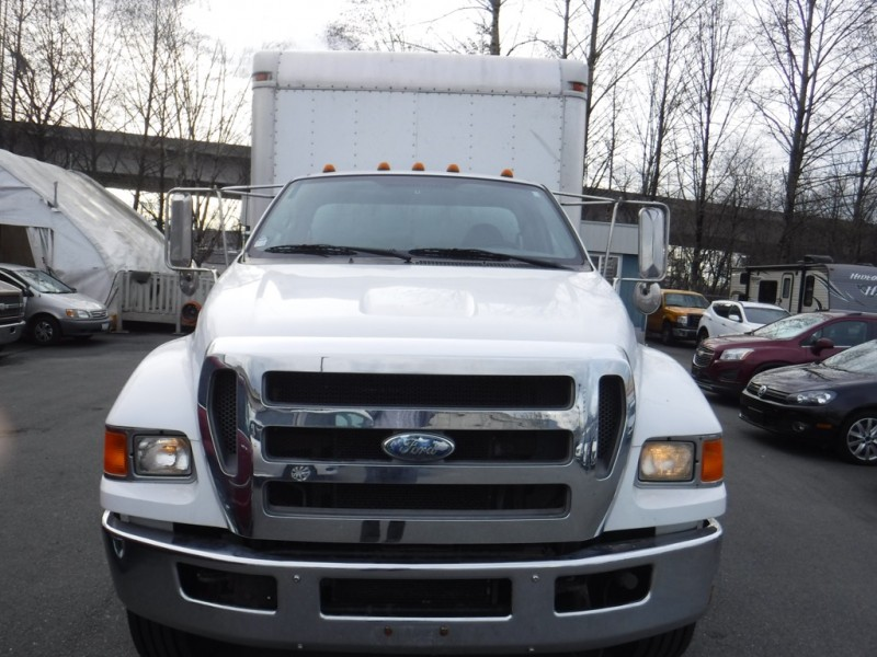 Ford F650 2008 price $26,950