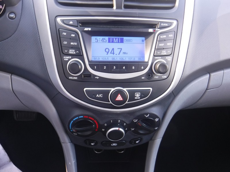 Hyundai Accent 2013 price $6,950