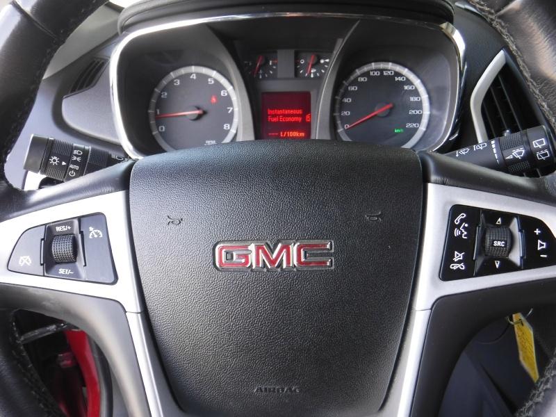 GMC Terrain 2010 price $8,950