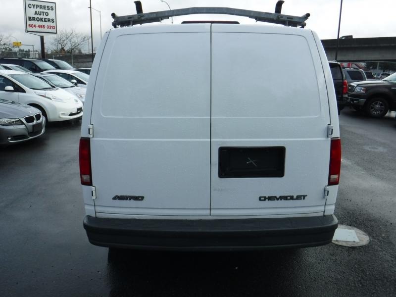 Chevrolet Astro Cargo Van 2005 price $12,950