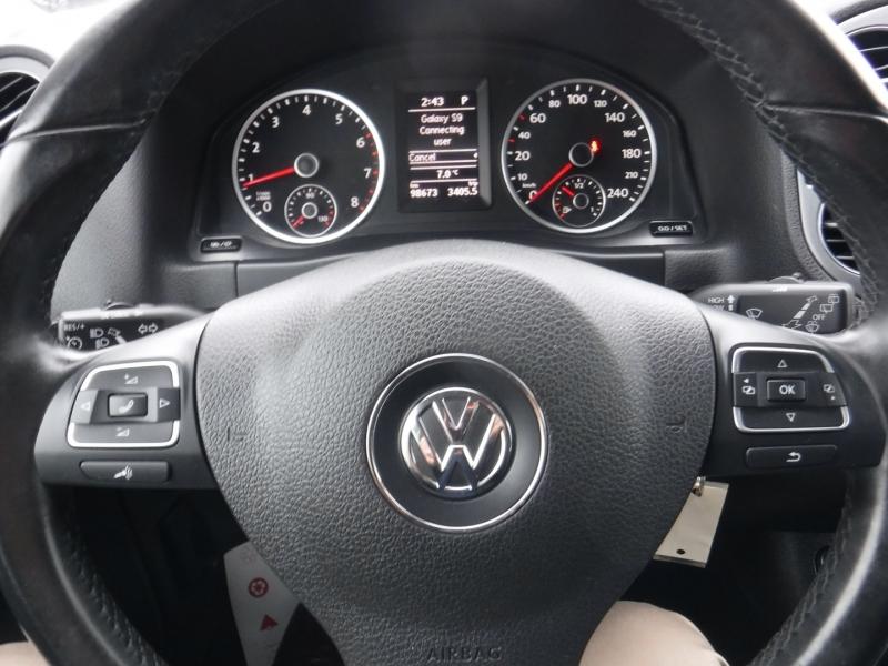 Volkswagen Tiguan 2015 price $13,950