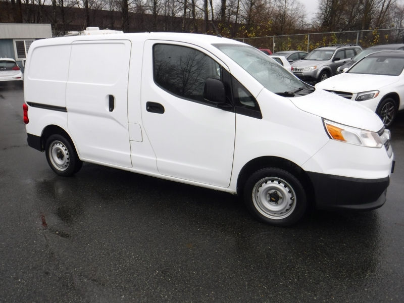 Chevrolet City Express Cargo Van 2015 price $16,950