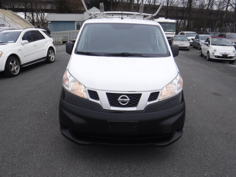 Nissan NV200 Compact Cargo 2017 price $17,950
