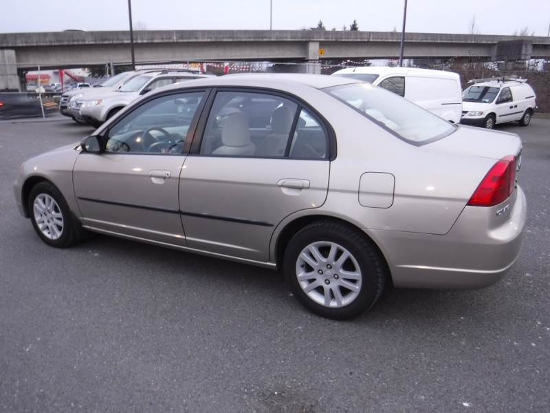 Honda Civic 2002 price $4,450