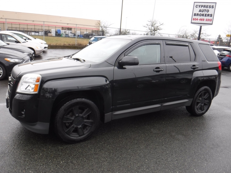 GMC Terrain 2012 price $8,950