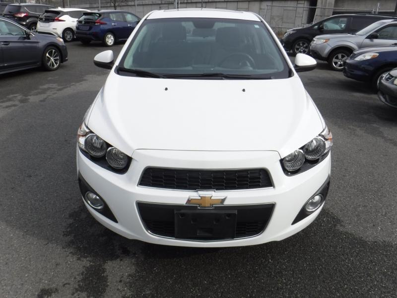 Chevrolet Sonic 2014 price $6,950