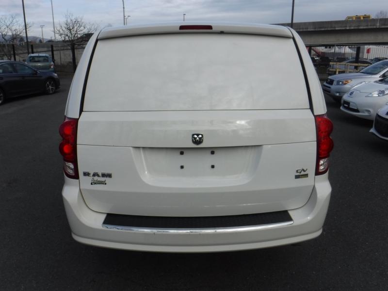 RAM Cargo Van 2012 price $9,950