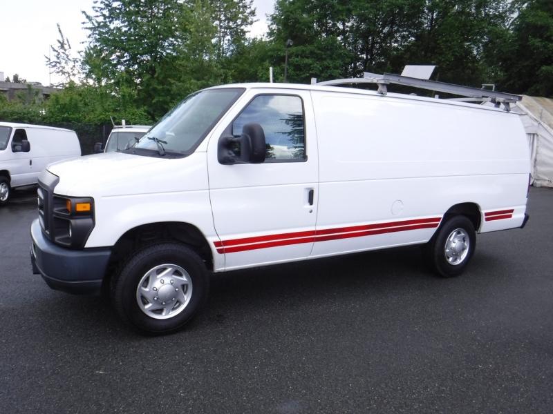 Ford Econoline Cargo Van 2012 price $18,950