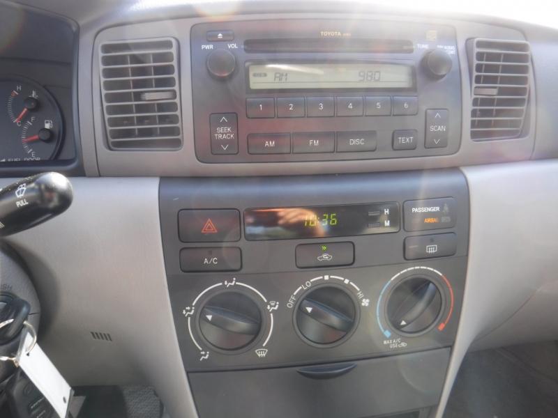 Toyota Corolla 2006 price $5,950
