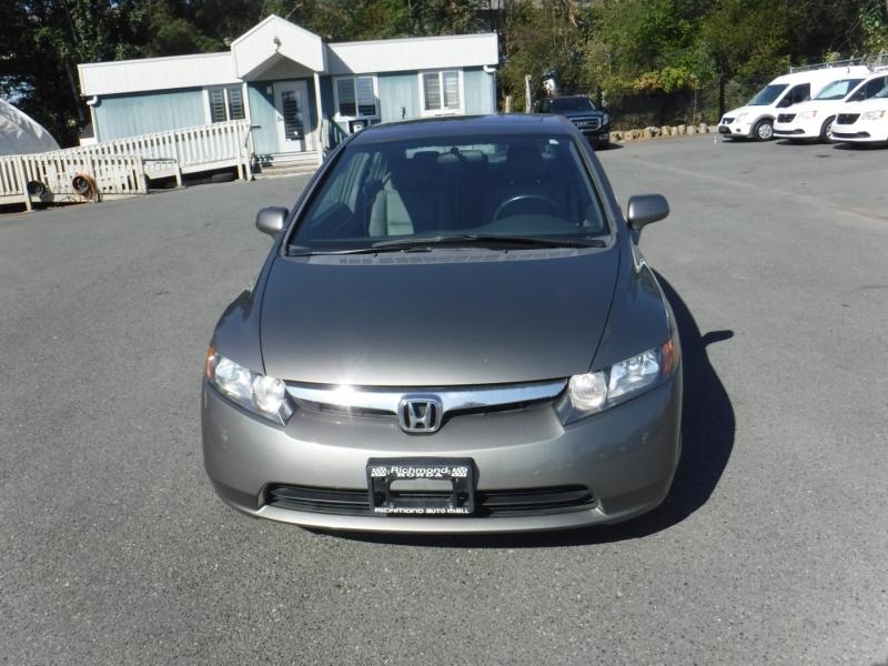 Honda Civic EXL 2008 price $8,950