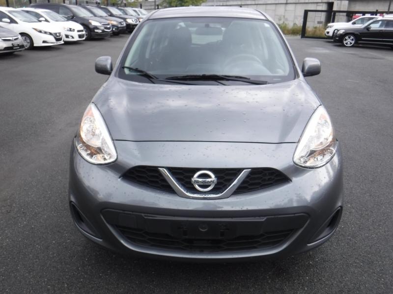 Nissan Micra 2017 price $8,950