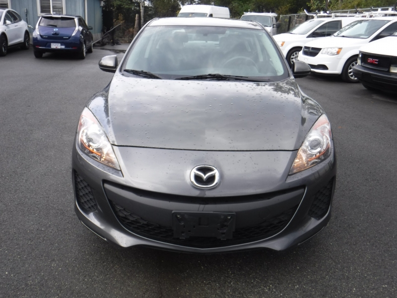 Mazda Mazda3 2013 price $11,950