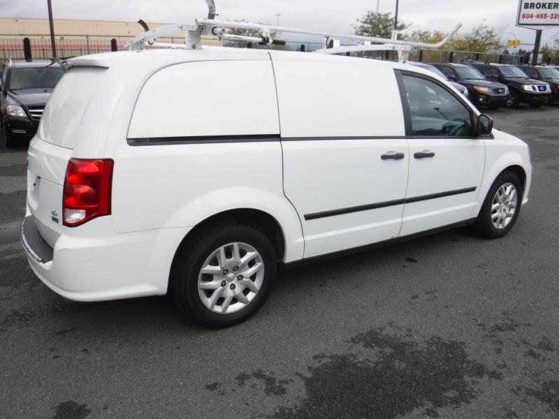 RAM Cargo Van 2014 price $13,950