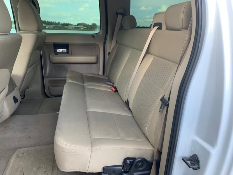 FORD F150 2007 price $12,500